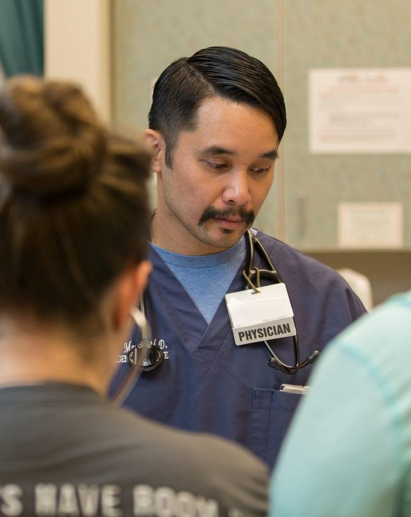 Dr. Kevin Menes