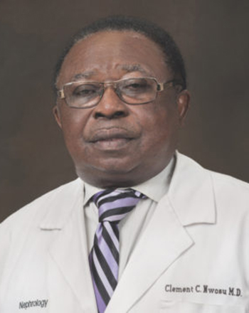 Clement Nwosu, MD