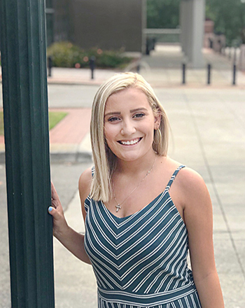Hannah Thomas (daughter of Tamara Thomas, RN, Trident Medical Center, Charleston, S.C.)