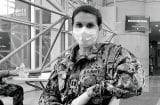 Maria Spingos, Director of nursing for behavioral health, West Florida Hospital, Pensacola, Fla., and Navy Reservist