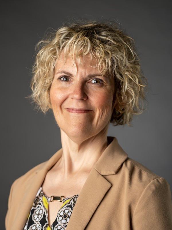 Teresa Lawson, AVP of IT service management