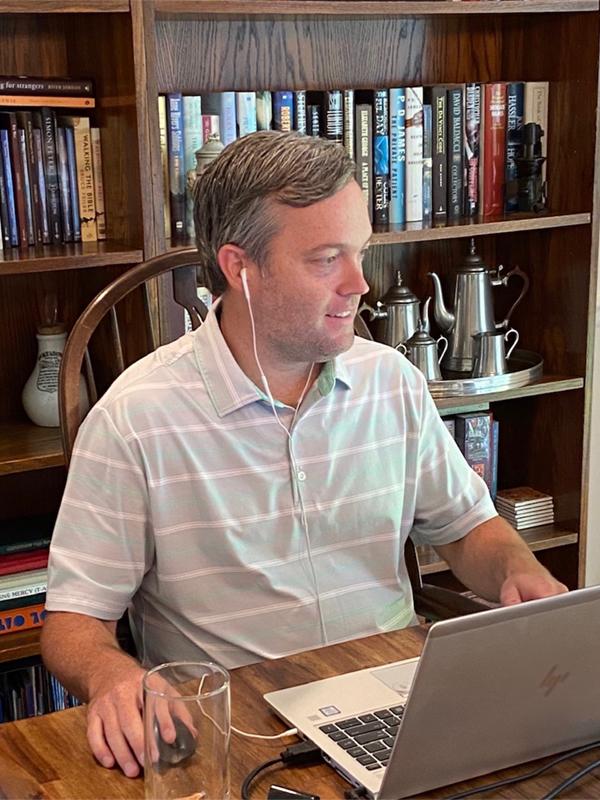 Casey Berger, Senior business analyst